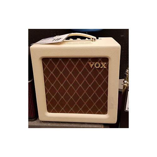 Vox AC4TV 4W 1x10 Tube Guitar Combo Amp