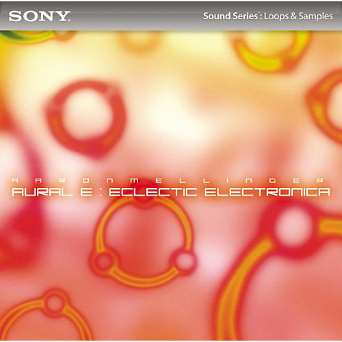 Sony ACID Loops - Aural E: Eclectic Electronica