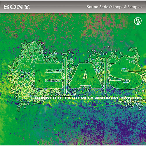 Sony ACID Loops - Bunker 8: Extremely Abrasive Synths