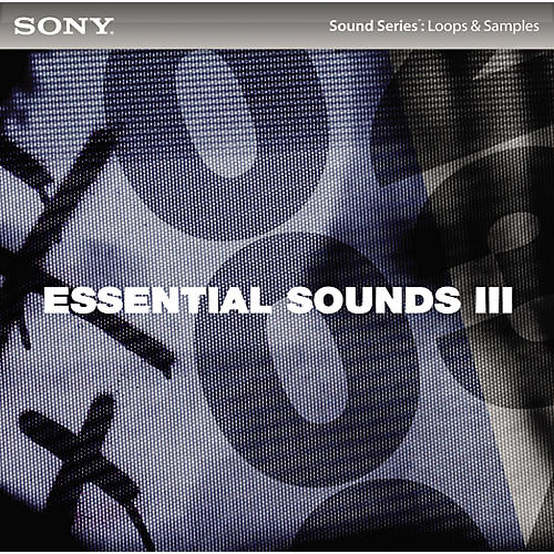 Sony ACID Loops - Essential Sounds 3