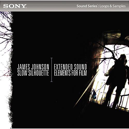 Sony ACID Loops - James Johnson: Slow Silhouette