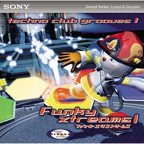 Sony ACID Loops - Techno Club Grooves