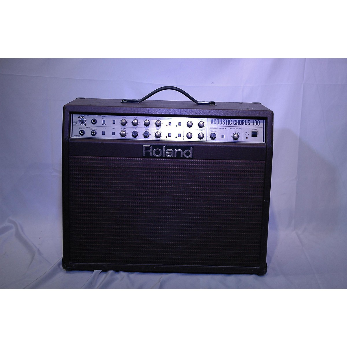 Roland ACOUSTIC CHORUS AC100U Acoustic Guitar Combo Amp