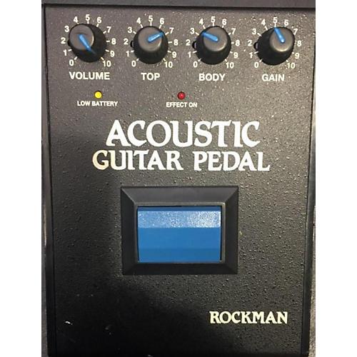 Rockman ACOUSTIC GUITAR PEDAL Effect Pedal