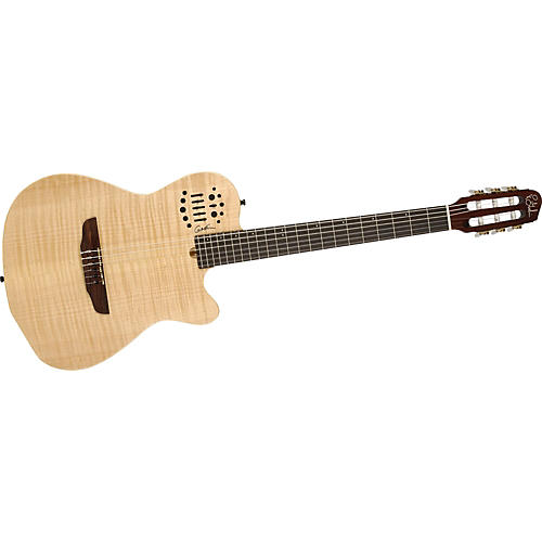 Godin ACS Limited Edition Nylon String Semi-Acoustic Electric Guitar