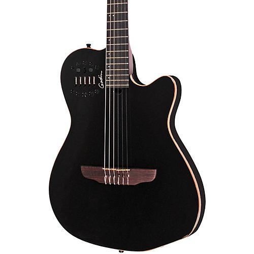 Godin ACS-SA Slim Nylon String Cedar Top Acoustic-Electric Guitar