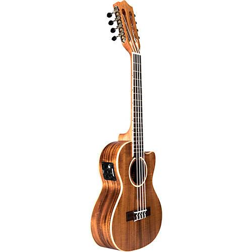 Lanikai ACST-8CET Acacia 8-String with Kula Preamp A E Ukulele