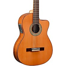 ACUT-U Nylon-String Classical Acoustic-Electric Guitar Level 2 Natural 190839342553