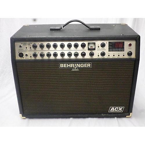 Behringer ACX1000 Guitar Combo Amp