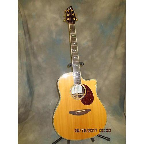 Breedlove AD/25SR PLUS Acoustic Electric Guitar