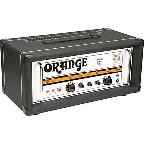 orange amplifiers ad series ad200b 200w tube bass amp head orange guitar center. Black Bedroom Furniture Sets. Home Design Ideas