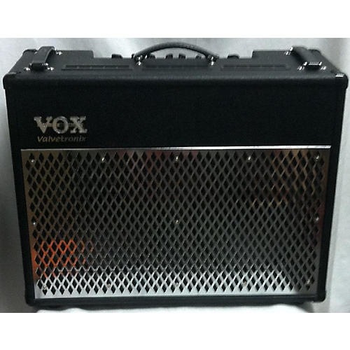 used vox ad100vt 2x12 100w guitar combo amp guitar center