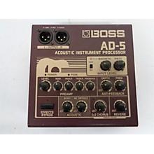 Boss AD5 Pedal