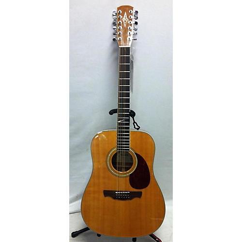Alvarez AD6012CD Artist Series 12 String Acoustic Guitar