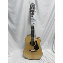 Alvarez AD6012CE 12 String Acoustic Electric Guitar