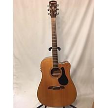 Alvarez AD60CE Artist Series Dreadnought Acoustic Electric Guitar