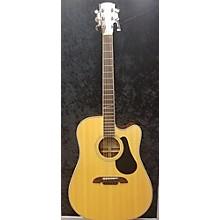 Alvarez AD60SC Acoustic Electric Guitar