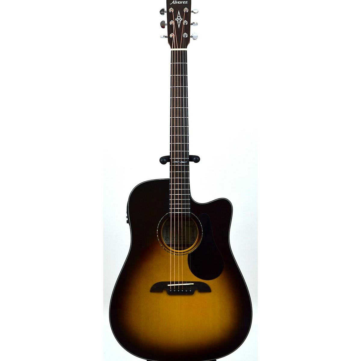 Alvarez AD610CE Acoustic Electric Guitar