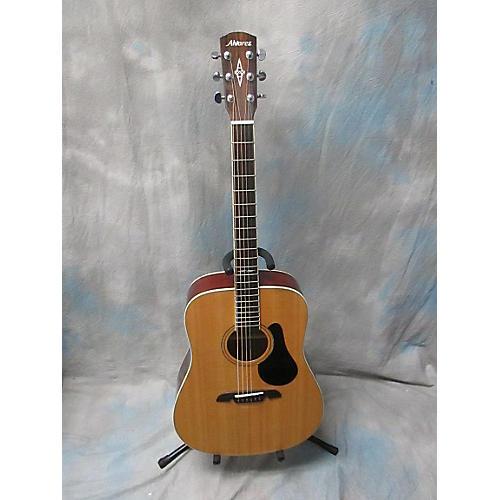 Alvarez AD90 Dreadnought Acoustic Guitar