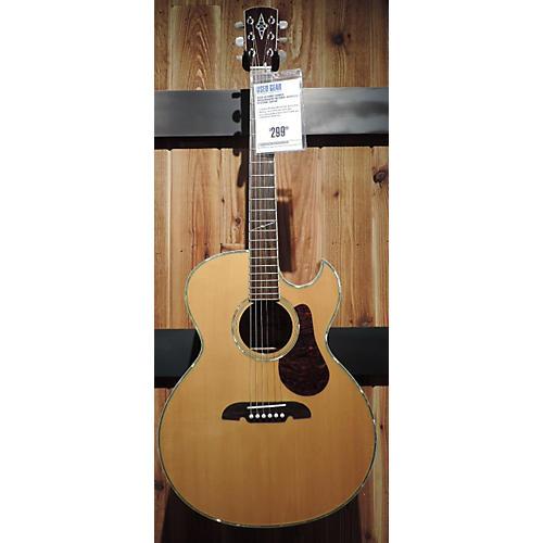 Alvarez AD90CE Dreadnought Acoustic Electric Guitar
