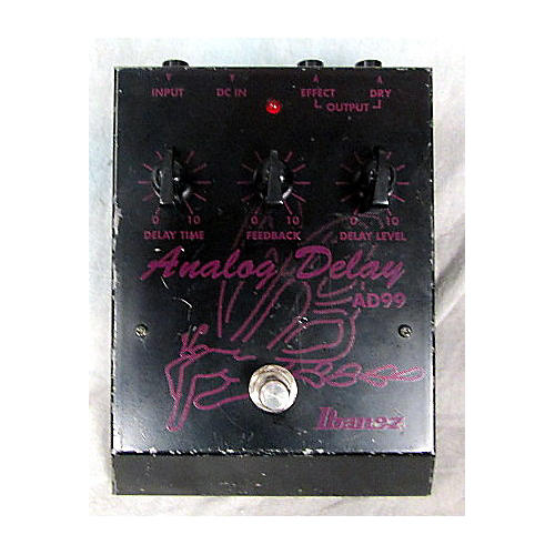 Ibanez AD99 Analog Delay Effect Pedal