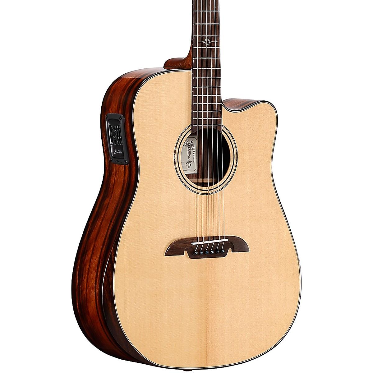 Alvarez ADE90CEAR Artist Elite Dreadnought Acoustic-Electric Guitar