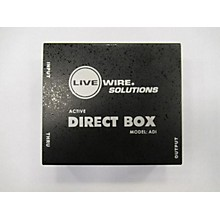 Livewire ADI Direct Box Pedal