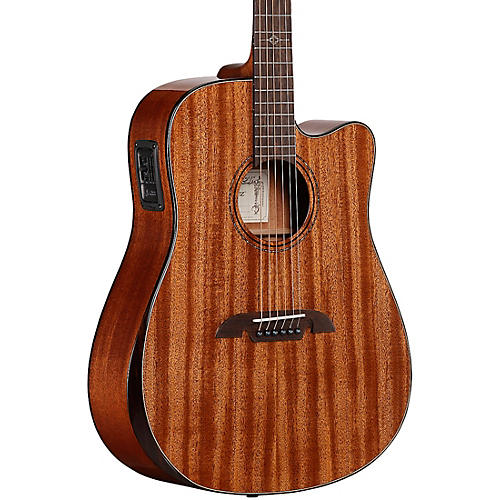 Alvarez ADM66CEAR Artist Elite Dreadnought Acoustic-Electric Guitar