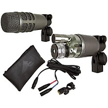Audio-Technica AE2500 Dual-Element Kick Drum Microphone