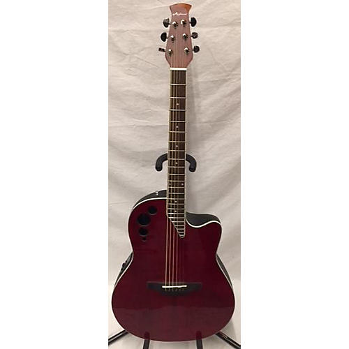 Applause AE44 II RR Acoustic Electric Guitar