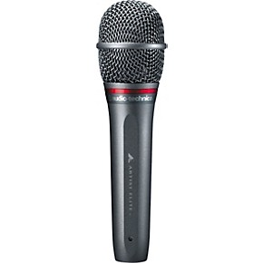 audio technica ae6100 hypercardioid dynamic microphone guitar center. Black Bedroom Furniture Sets. Home Design Ideas