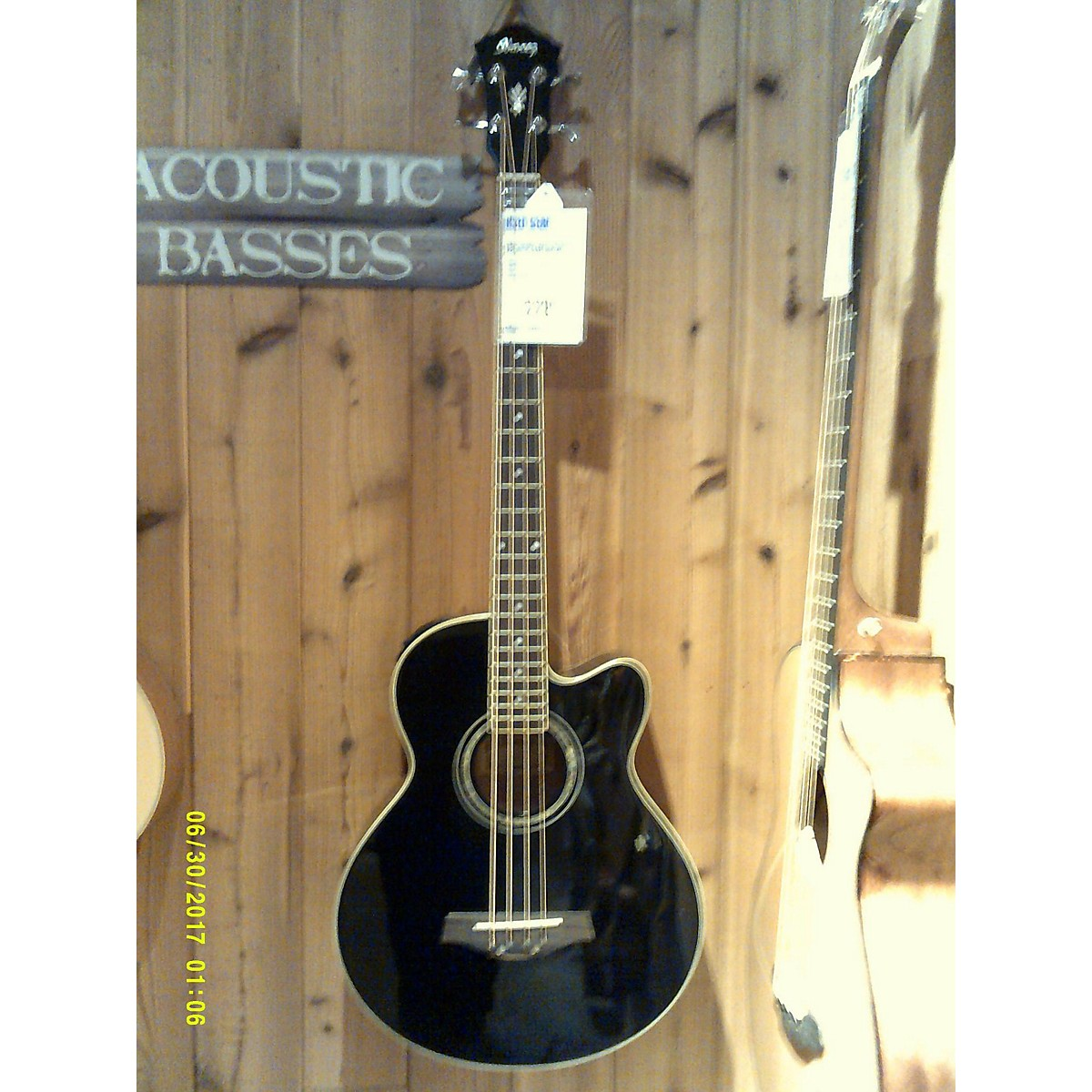 Ibanez AEB10 Acoustic Bass Guitar