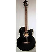 Ibanez AEB5E-BK Acoustic Bass Guitar