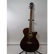 Ibanez AEG12II-NMH Acoustic Electric Guitar