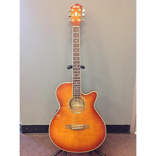 Ibanez AEG20E 2 Color Sunburst Acoustic Electric Guitar