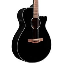 AEG50 Grand Concert Acoustic-Electric Guitar Gloss Black