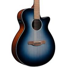 AEG50 Grand Concert Acoustic-Electric Guitar Indigo Blue Burst