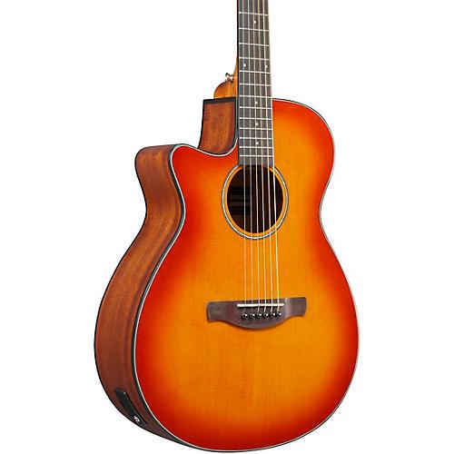 Ibanez AEG58L Cutaway Left-Handed Acoustic Electric Guitar