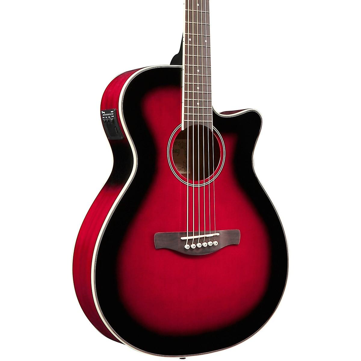 Ibanez AEG8E Cutaway Acoustic-Electric Guitar