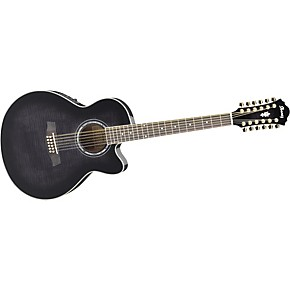 ibanez ael2012etks 12 string cutaway acoustic electric guitar guitar center. Black Bedroom Furniture Sets. Home Design Ideas