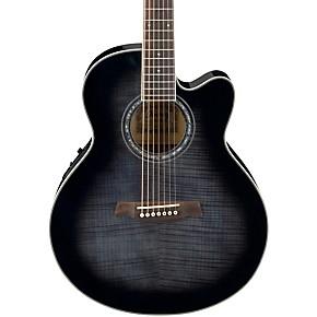 ibanez ael207e 7 string acoustic electric guitar guitar center. Black Bedroom Furniture Sets. Home Design Ideas
