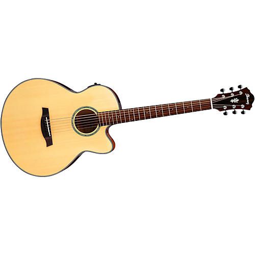 Ibanez AELBT1 Acoustic-Electric Baritone Guitar