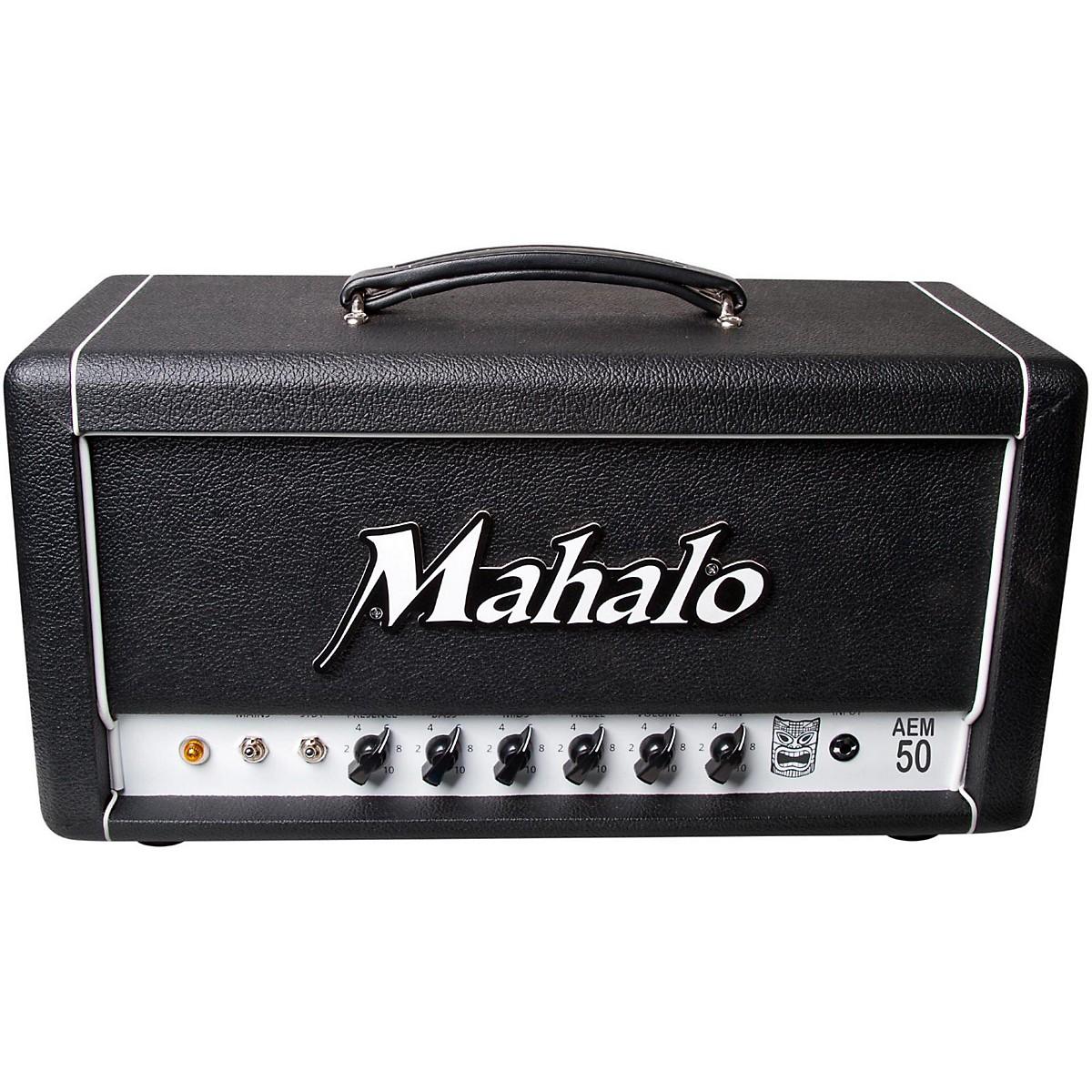 Mahalo AEM50 45W Guitar Tube Head