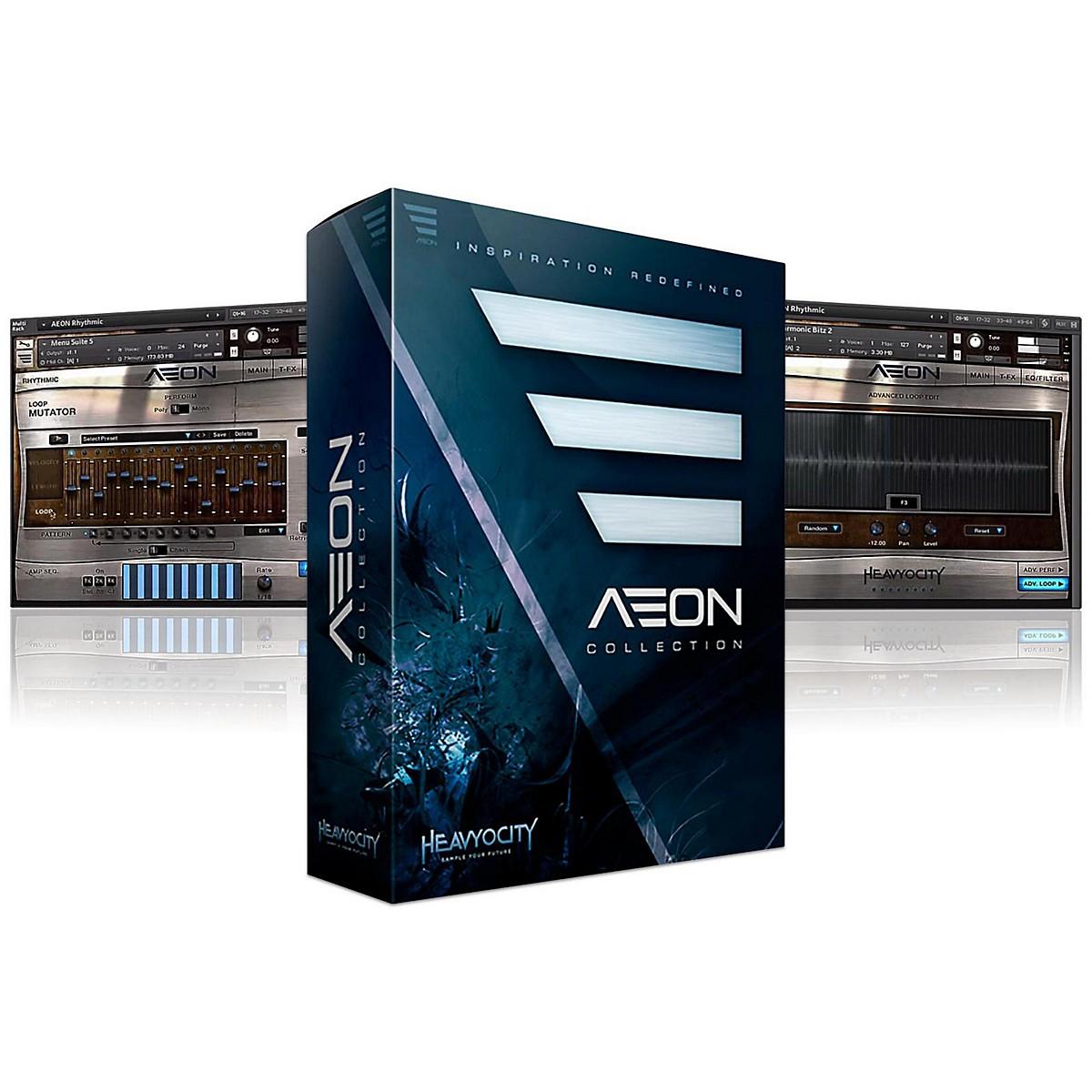 Heavyocity AEON Collection Software Download