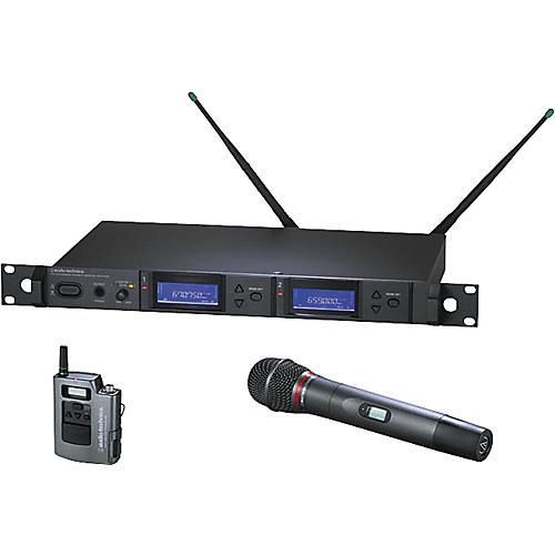 Audio-Technica AEW-5314 Artist Elite Dual Receiver Handheld Wireless System