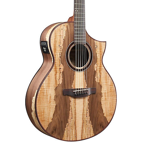 ibanez aew16ltd limited edition exotic wood acoustic electric guitar natural guitar center. Black Bedroom Furniture Sets. Home Design Ideas