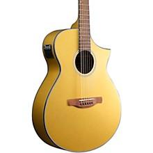 AEWC10 Acoustic-Electric Guitar Dark Gold High Gloss