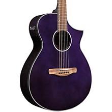 AEWC10 Acoustic-Electric Guitar Night Metallic Purple