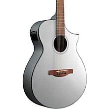 AEWC10 Acoustic-Electric Guitar Silver