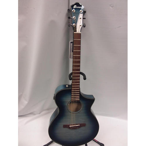 Ibanez AEWC400-IBB Acoustic Electric Guitar